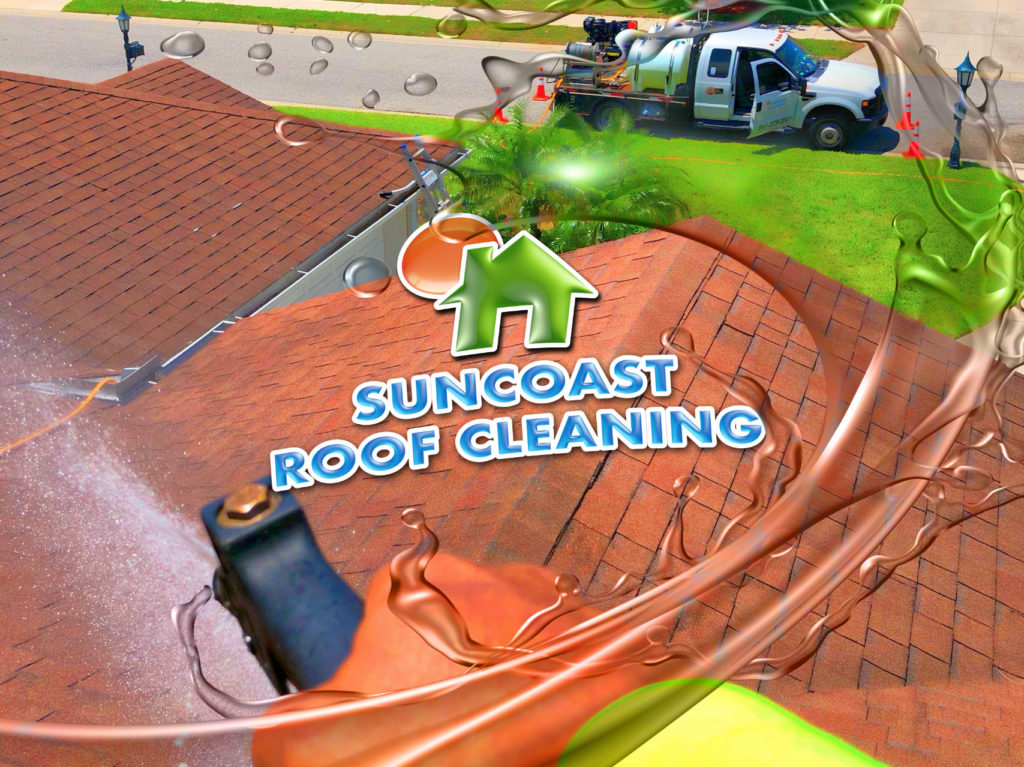 Suncoast Roof Cleaning in Sarasota